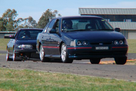 ED XR8 at Oran Park